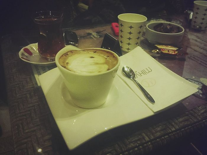 Cappucino Coffee Coffee And Cigarettes Enjoying Life OpenEdit Instagram On A Date
