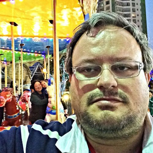 Selfie+ Kunming Manege Francais