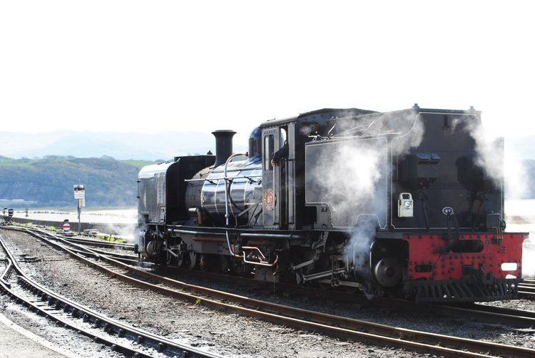 Snowdonia Steam Railway Snowdonia National Park Steam Train Railway Ffestiniog Railway