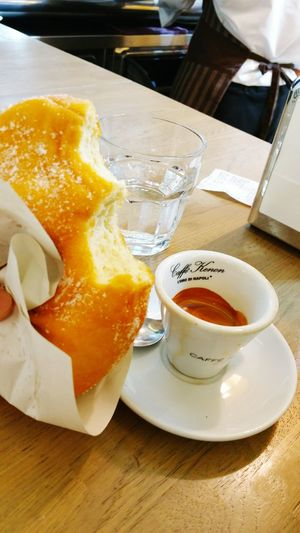 Brunch Graffe Donuts Espresso Napoli ❤