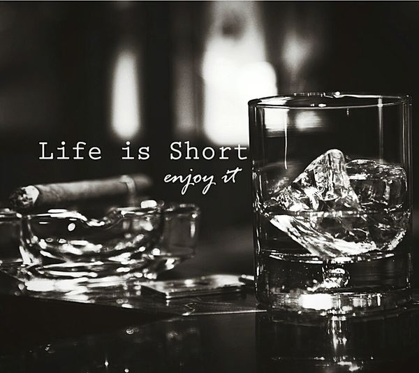 Realy LIFE is short..