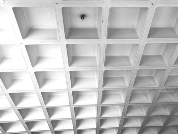 Ceiling Pattern Geometric