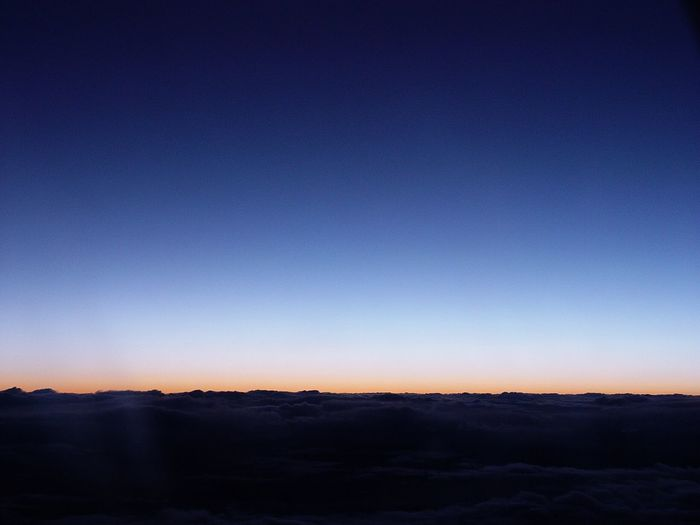 Blue Copy Space Tranquil Scene Landscape Beauty In Nature Tranquility Silhouette Nature Scenics Clear Sky No People Sunset Outdoors Sky Mountain Day I Want To Know Your Secret, C I Always Thinking About U, G Thank You,❤️ Thankyou 감사합니다