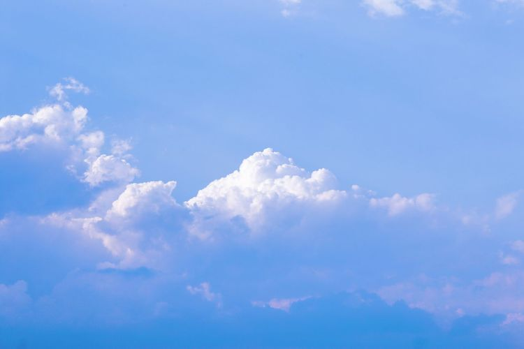 sky clouds Sky Scape Blue EyeEm Selects Beutiful Nature