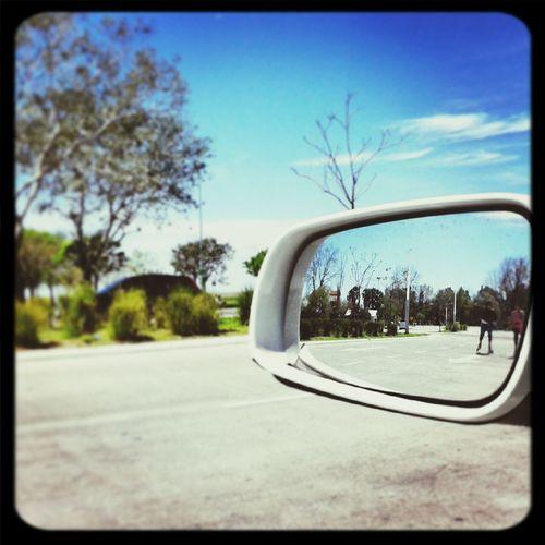 Comming Soon Summer Mirror Exterior Park