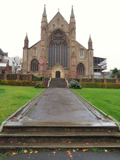 Architecture Building Exterior Cathedral Façade No People Outdoors Religion Worcester Worcester Cathedral