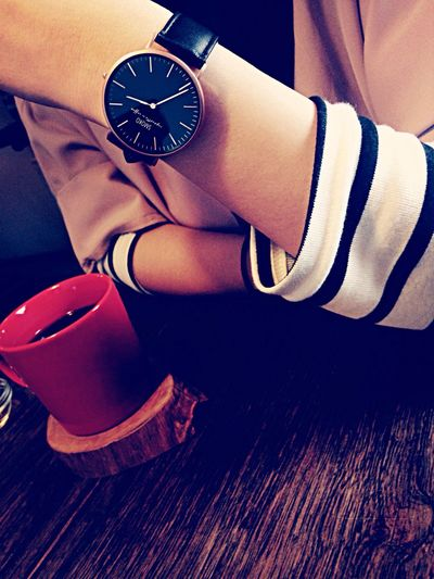 Beautiful Watch Coffee Relaxing