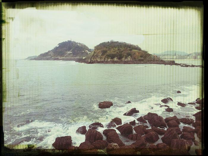Bajamar Rocas Mar Cantabrico