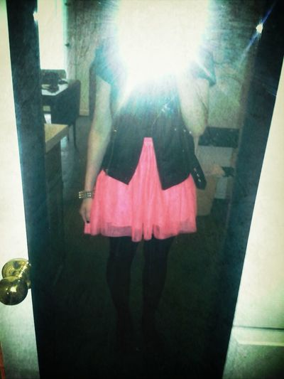 Busting out the kid tutu! RAD Hip Fly Fashion