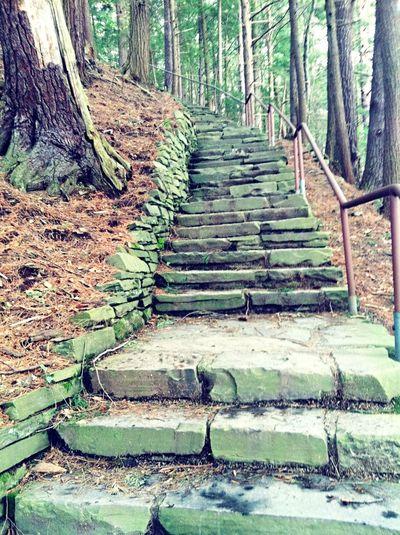 Stairway Stone