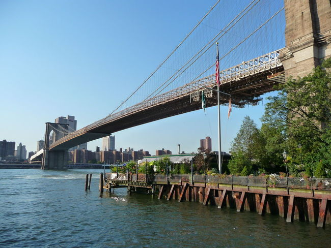 Broklyn Bridge Bridge New York