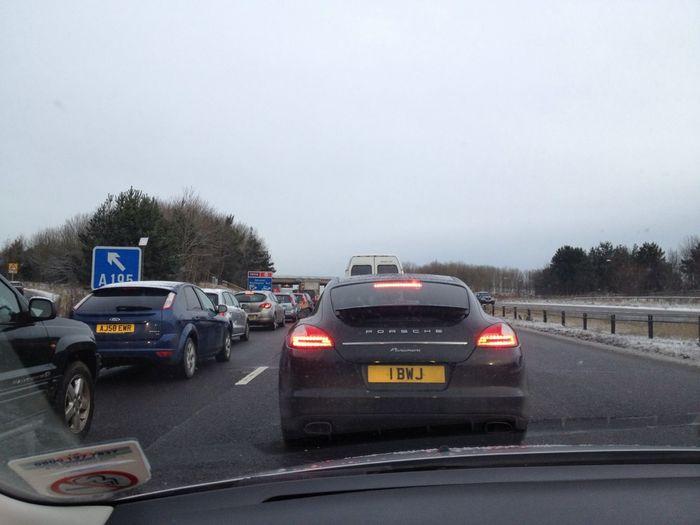 Grrrrr Traffic!!!!