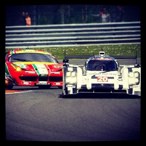 Porschemotorsports 919 Spa Motorsport