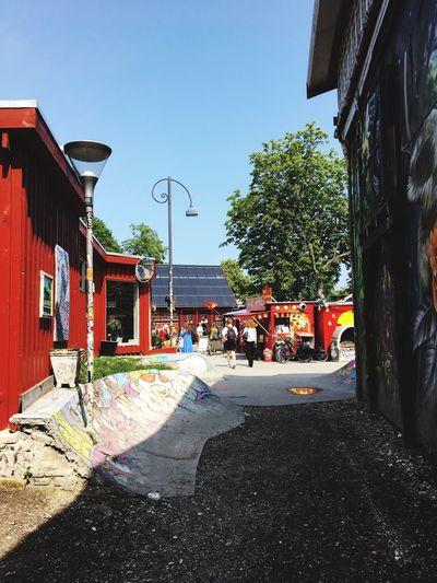 Hippie's street