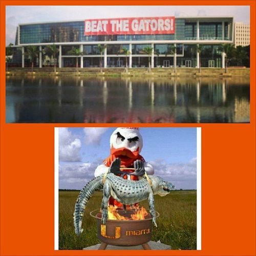 Its almost that time!! Lets go CANES! make your employees and students proud! Ibleedorangeandgreen Umswag Universityofmiami BestOfTheBest