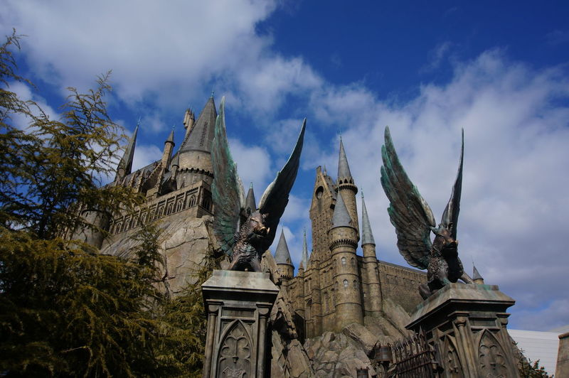 First trip in Japan Harry Potter Hogwarts Japan Japanese Food Kansas Kinkakuji Temple Nara OSAKA Winter Wizarding World Of Harry Potter Japaboy Kyoto Shirakawago Snow Universal Studios Japan