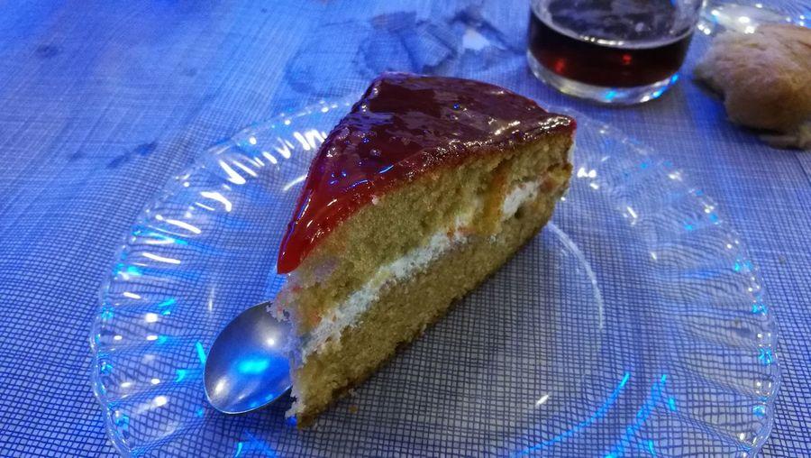 Tarta Cake♥ Cake Porcion Postre