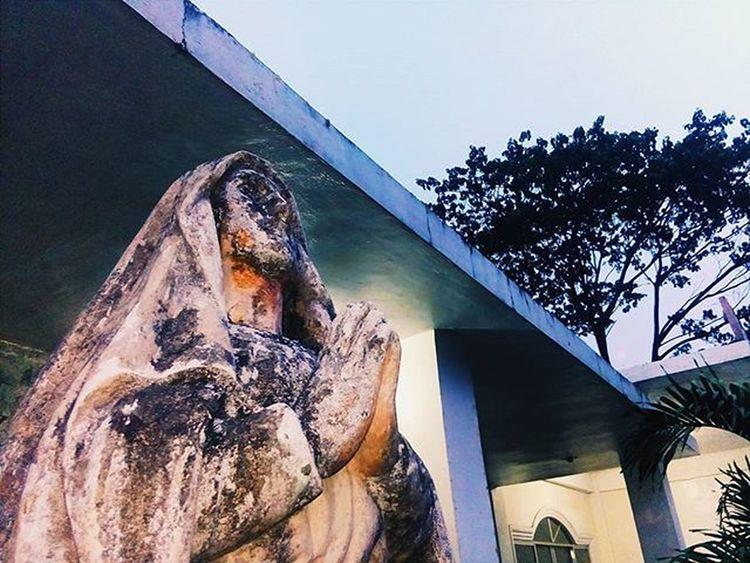 Mary, mother of Christ, pray for us. ⛪📜➕ VSCO | Vscocam | Vscophile | VSCOPH | Vscocamph | Vscobcd | Vscogallery | Vscobacolod | Maria | Jesus