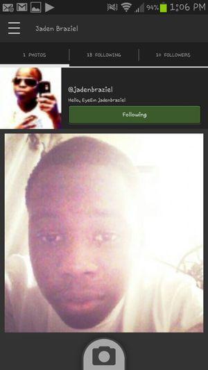 S/0 To My Dogg Yall Follow Him @jadenbraziel