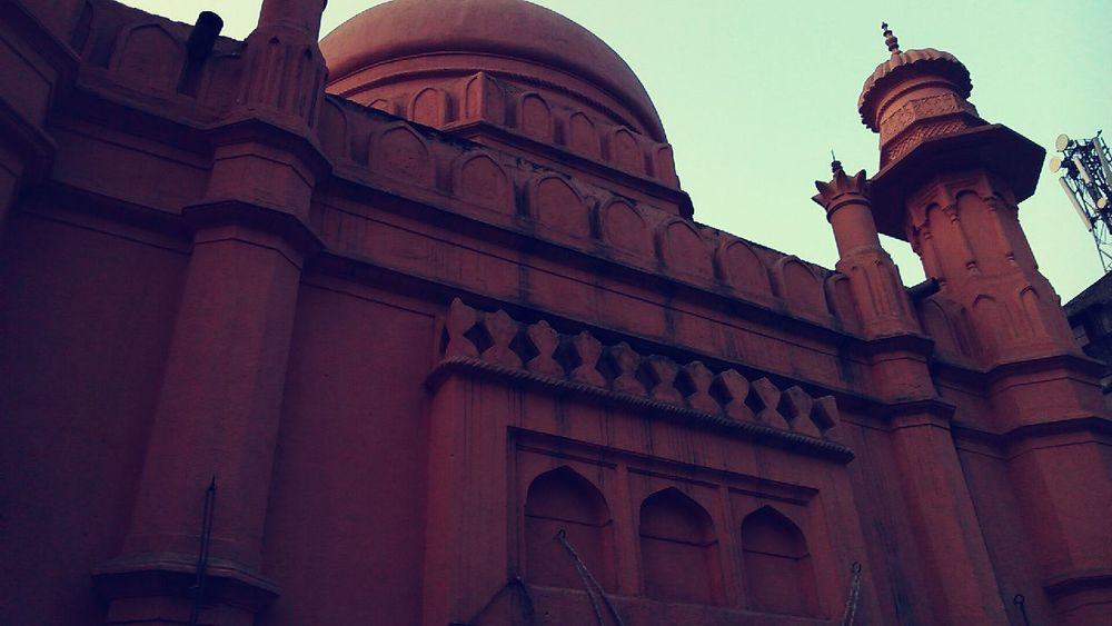 Masjid Old Buildings Beautiful Places Historical Building..