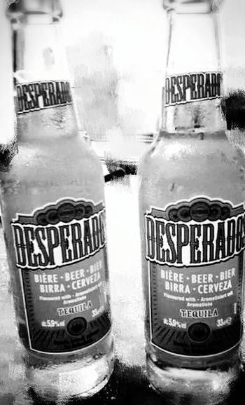 New Flavor  a little bit Taquilla and a little bit Beer Desperados Drinking With Friends Taking Photos Relaxing Enjoying Life Check This Out