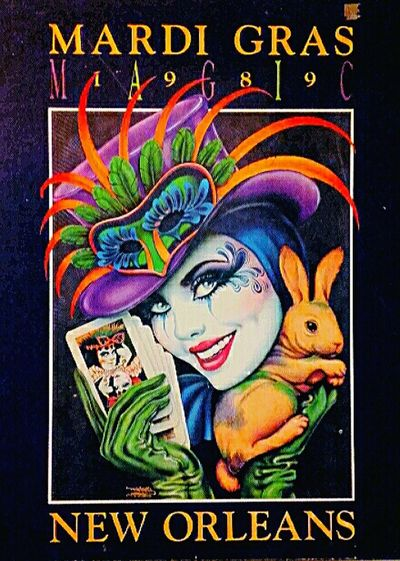 MultipleColors MultipleColours Check This Out Animal Representation Human Representation Text&images 1989 Mardi Gras New Orleans Poster Mardigras Posters Mardigrastheme Mardi Gras 1989 Posterart Mardi Gras Posters MardiGrasNewOrleans Colorful Mardi Gras Magic Postercollection Poster Art Poster Collection Mardigras1989 Mardi Gras New Orleans Posterporn Poster Wall Color Posters Colour Posters Neworleans Neworleans La
