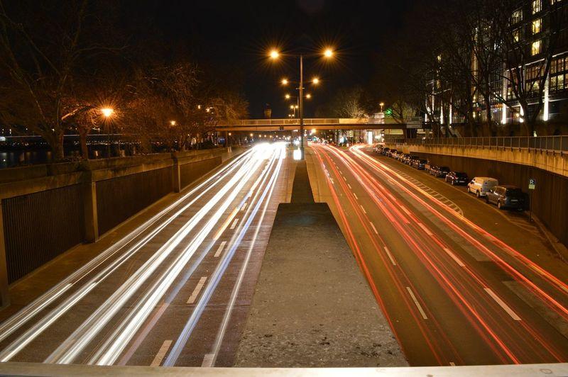 Street Photography Streetlights