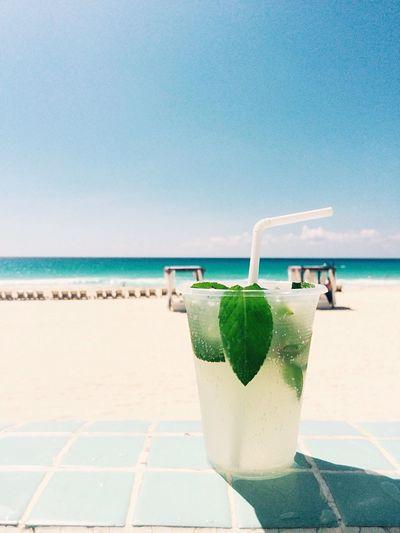 Mojito Mojito! Summer Beach