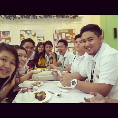 Lunch :))