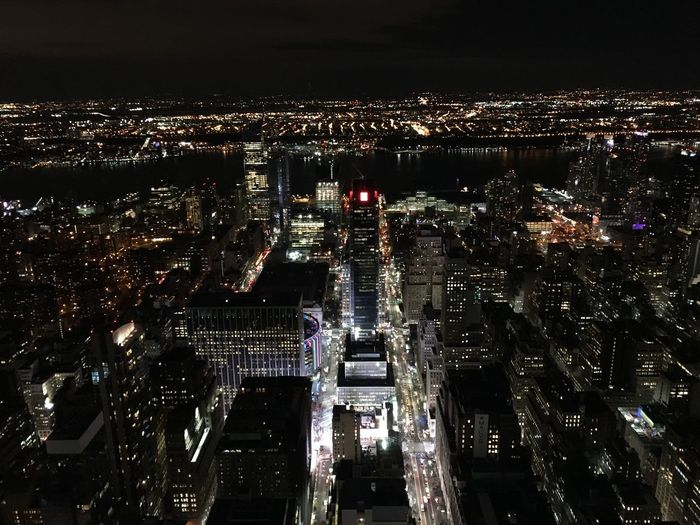 Empire State Building City