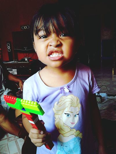 my lil couz tryin' to be cute :) Taking Photos Check This Out Happy Kiddo :)  Weird Face Selfie ✌ Wackyface
