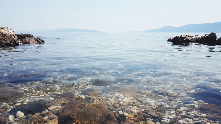 EyeEm Selects Water Sea Beach UnderSea Sea Life Rippled Sky Landscape Low Tide Wave Coast Reef Snorkeling Seascape Horizon Over Water