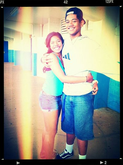 forever hers & forever will be mines <3<3<3<3 #mines #hers #inlove #mybaby #tillforevermoore :) @raeyahleong
