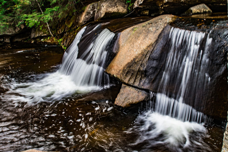 Beauty In Nature Blurred Motion Day Environment Falling Water Flowing Flowing Water Forest Long Exposure Motion Nature No People Outdoors Power In Nature Purity Rainforest River Rock Rock - Object Running Water Scenics - Nature Solid Stream - Flowing Water Water Waterfall