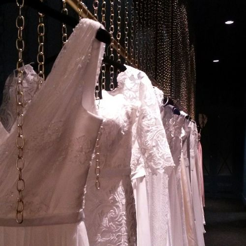 Gorgeous Bridal Collection by @giorodriguesprivate ♡ at CasaLisboa2014 SmileOfTheNightAward Love
