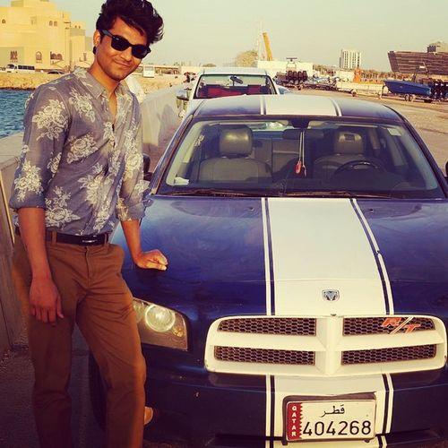Love_4_long_drives Dodgecharger Dubai_corniche Instamood