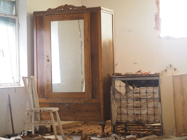 Abandoned Abandoned Places Bad Condition Destruction Messy No People Old House Renovation Ruin