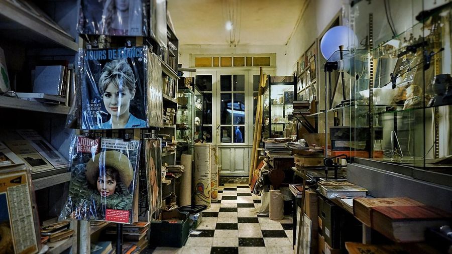 Sony A6000 Indoors  Workshop No People France Mirepoix Brocante Shop