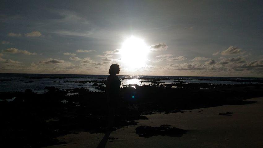 Carapibus Nascer Do Sol Praia Beach