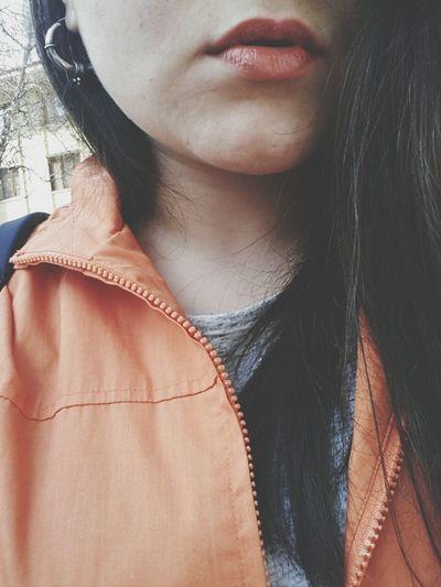 Hang Out Selfie Orange Eye4photography