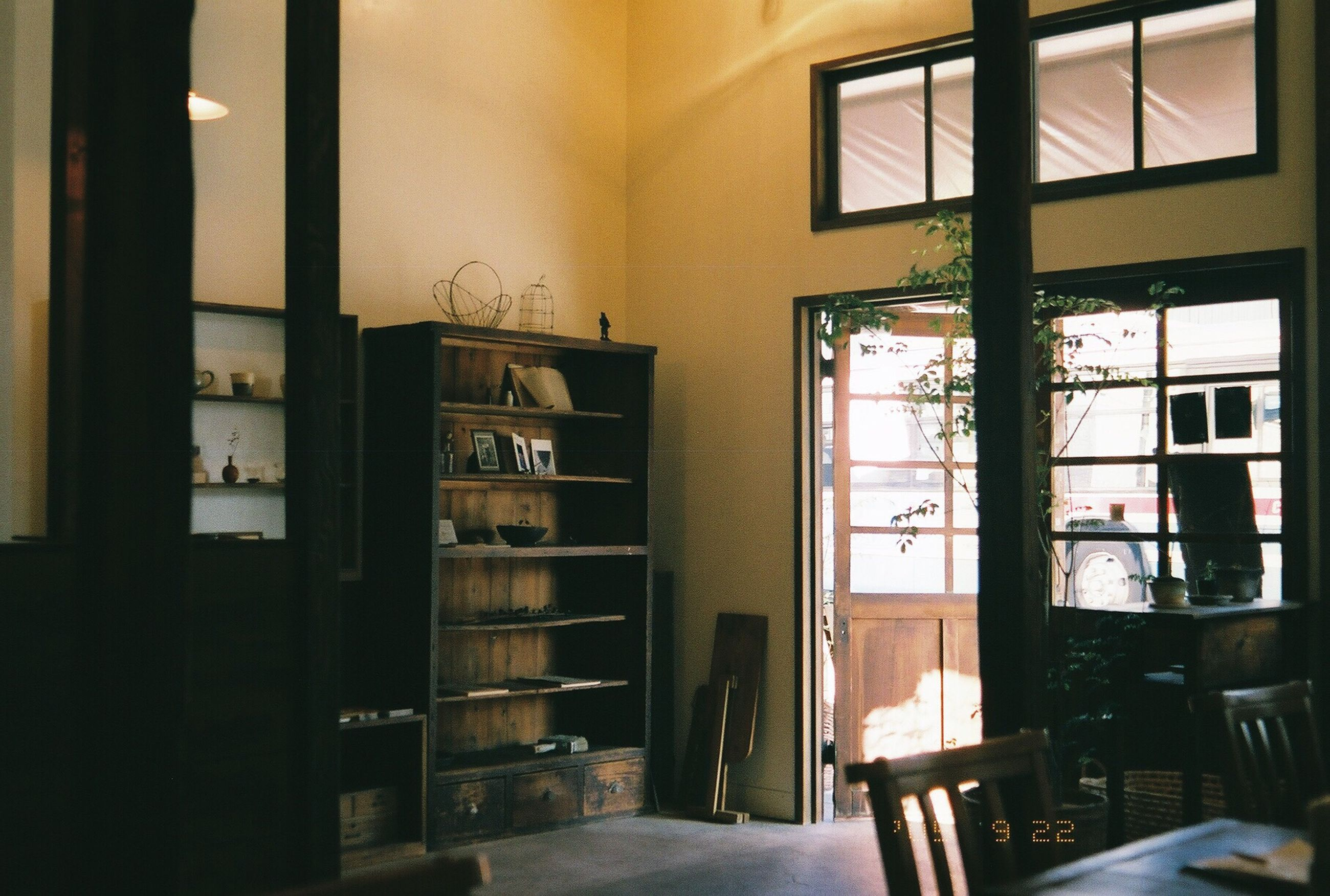 indoors, window, chair, interior, day, modern, apartment