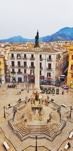 Palermocity Palermo Palermo, Italy Palermo❤️ Piazza San Domenico Sicily Sicilia Sicily, Italy Siciliabedda Sicily ❤️❤️❤️ Sicilyphotography Vucciria EyeEm Gallery Eyem Collection Sky Architecture