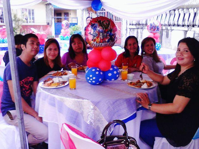 Visitors Khiannes Birthday