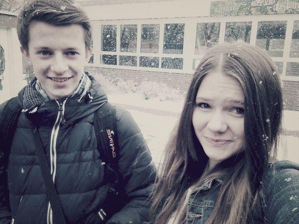 After School. Good Friend Schon Wieder Schnee?