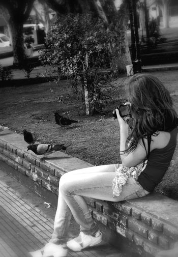 momentos mágicos ... EyeEm Best Shots Streetphotography Bw_collection Black And White
