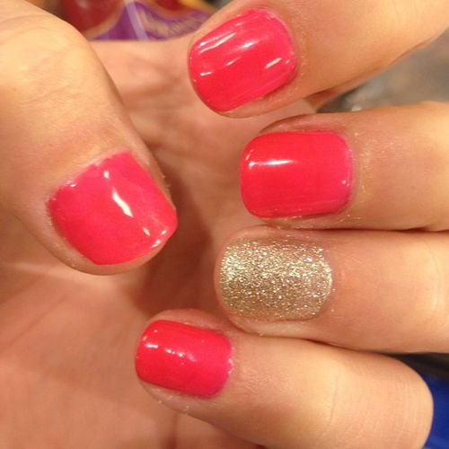 Nails did ? Shellack Cute LoveThem  ?