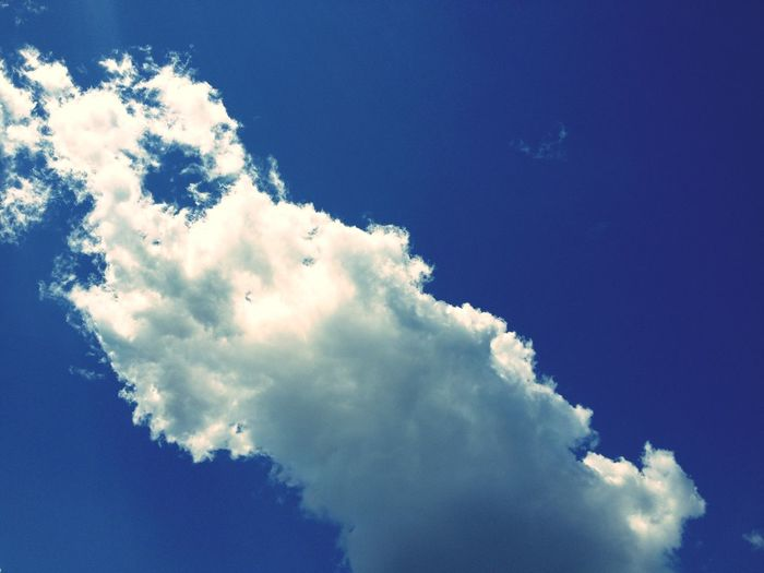Sky Blue Sky Clouds Cloud Beautiful Nice Hello World Weather Good Times