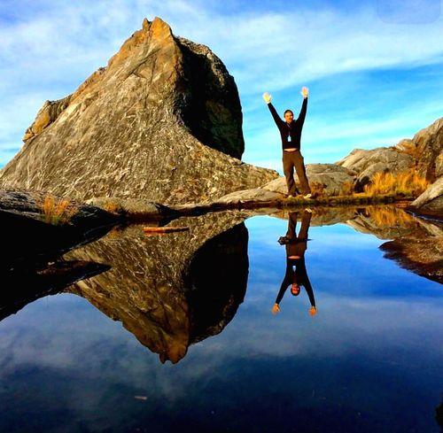 A Walk To Remember Climbing A Mountain Mountkinabalu