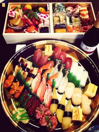 Sush & Osechi