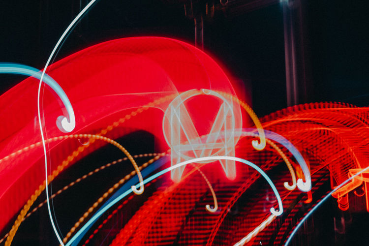 Low Light Lowlight Red Lightpaint Lightpainting Lightpainting_photography Lightpaintingphotography Lightpaintingphotos Long Exposure Longexposure Longexposurephotography Low Light Photography Lowlight Photography Lowlightphotography No People Party Party - Social Event Red Color Visual Creativity